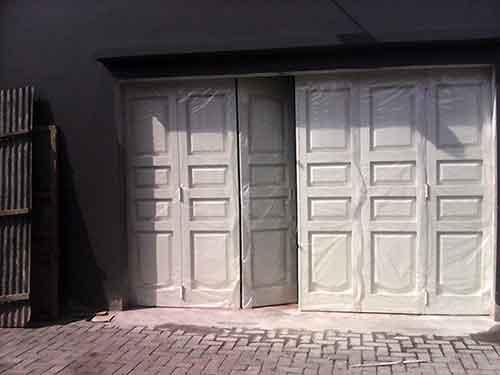 pintu lipat wina